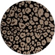 rug #631253   round black circles rug