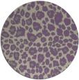 rug #631421 | round beige circles rug