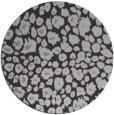 rug #631441 | round orange popular rug