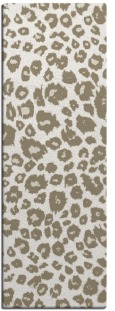 leopard rug - product 631593