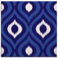 rug #632049 | square blue-violet animal rug