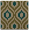 rug #632065 | square mid-brown animal rug