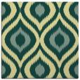rug #632149   square yellow natural rug
