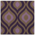rug #632177 | square purple natural rug
