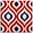rug #632185 | square red natural rug