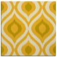 rug #632233   square yellow animal rug