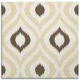 rug #632237   square yellow animal rug