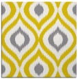rug #632245 | square yellow animal rug