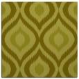 rug #632265   square light-green animal rug