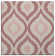 rug #632285   square pink animal rug