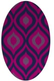 rug #632325 | oval rug