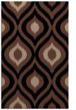 rug #632665 |  black animal rug
