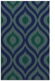 rug #632681    blue animal rug