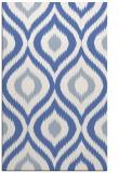 rug #632689 |  blue rug
