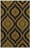 rug #632765 |  black animal rug