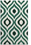 rug #632781 |  green animal rug