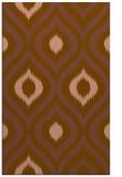 rug #632793 |  brown animal rug