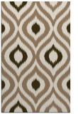 rug #632801 |  mid-brown animal rug