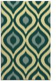 rug #632853 |  yellow animal rug