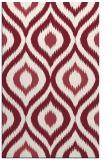 rug #632861 |  pink animal rug