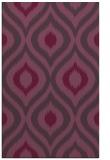 rug #632873 |  purple animal rug