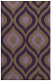 rug #632881 |  purple animal rug