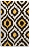 rug #632945 |  brown animal rug