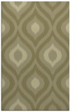 rug #632973 |  light-green animal rug
