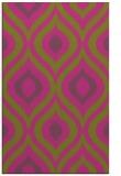 rug #632977 |  light-green animal rug