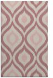 rug #632989    pink animal rug