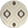 rug #633293 | round animal rug