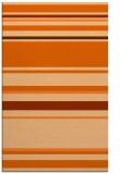 rug #634669    red-orange stripes rug