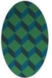 rug #635898 | oval popular rug