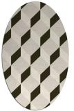rug #635995 | oval popular rug