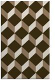 rug #636321 |  mid-brown rug