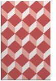 rug #636389 |  white retro rug