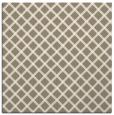 rug #637225 | square beige check rug