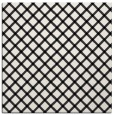 rug #637229 | square white check rug