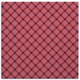 rug #637317 | square pink check rug