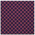 rug #637318 | square check rug