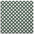 rug #637357   square green check rug