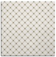 rug #637365 | square white check rug