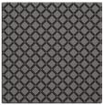 rug #637373 | square brown rug