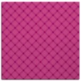 rug #637433 | square pink check rug