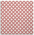 rug #637445 | square white check rug