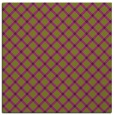 rug #637453 | square purple check rug