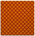 rug #637469 | square red check rug
