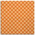 rug #637485 | square red-orange popular rug