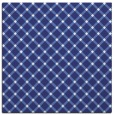 rug #637505 | square blue check rug