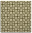 rug #637557   square light-green check rug